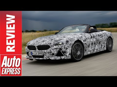 New BMW Z4 prototype review - a proper rival for the Porsche Boxster?