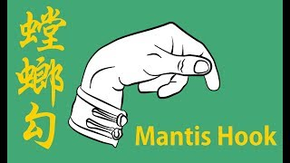 How to Do the Mantis Kung Fu Hook Hand