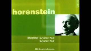 Jascha Horenstein, Bruckner Symphony No.8 - Scherzo & Trio