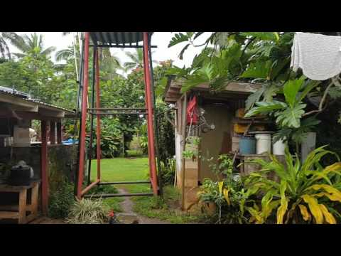 Bio gas system Tonga