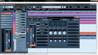 mezclar en Nuendo Cumbia / Ariel Collante