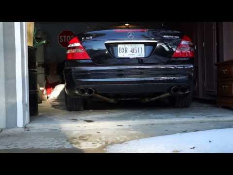 Repeat W211 E55 Custom Exhaust Cold Start by onit71 - You2Repeat