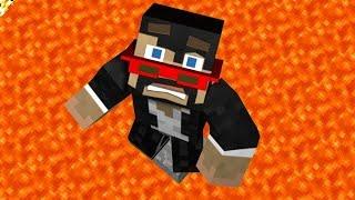 Minecraft: THE FLOOR IS NOW LAVA