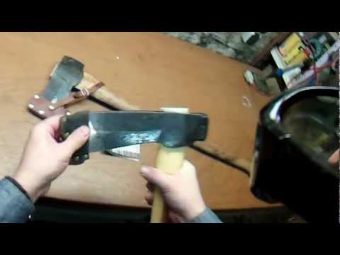 The Axe is Back Project - unboxing Wetterlings Splitting Maul