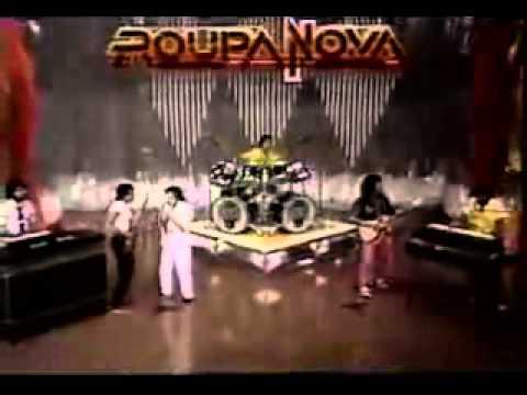 Inauguração da TV Manchete em 1983 Roupa Nova PARTE 4