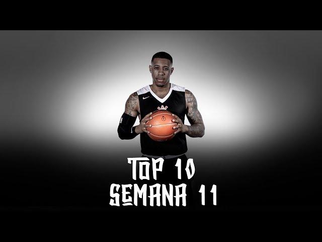 Top10 #NBBCaixa | Semana 11