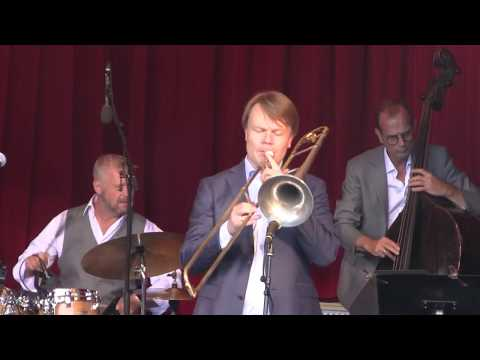 Copenhagen Jazz Festival 2017:  Kristian Jørgensen Explores ELLINGTONIA with The Tivoli Ensemble 1/3