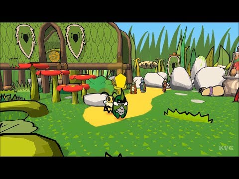 Bug Fables: The Everlasting Sapling Gameplay (PC HD) [1080p60FPS]