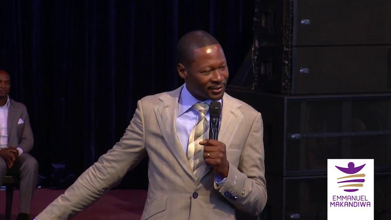Emmanuel Makandiwa on Prosperity