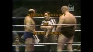 Verne Gagne vs.Nikolai Volkoff- MSG-8/29/77