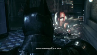 Batman Arkham Knight-Part 11-THE DARK KNIGHT VS. ARKHAM KNIGHT