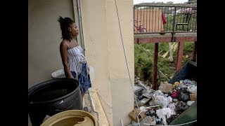 In the Virgin Islands, Hurricane Maria Drowned What Irma Didn't Destroy