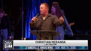 Evansville Awakening Morning - Sunday Mar. 24, 2019