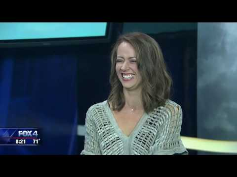 Amy Acker from Person Of Interest joins Good Day