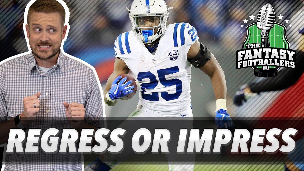 Fantasy Football 2019 - Regress -or- Impress + Baldwin News, DaeSean Hamilton - Ep. #717