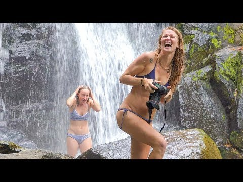 Exploring BRAZIL! Waterfalls, bikinis and beaches! Sailing Vessel Delos Ep.170