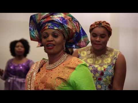 Sierra Leone traditional Wedding (GEORGE & HANNAH)