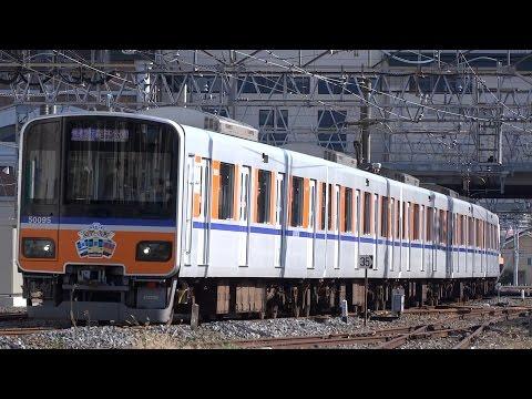 臨時列車 東上線 森林公園ファミリーイベント2014号/Tobu