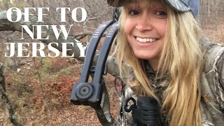 New Jersey Here I Come! Packing for my Hunt!