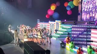 NMB48アリーナツアー2017 横浜アリーナ 撮影OKだったので載せます.