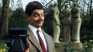 Mr. Bean Goes to Town | Episode 4 | Widescreen Version | Classic Mr Bean