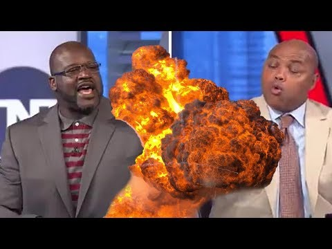 Shaquille O'Neal and Charles Barkley HEATED CONVERSATION About CoachPlayer Relationships