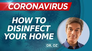 The Do&#39s And Don&#39ts Of Disinfecting Your Home