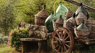 видео Стиль кантри в ландшафтном дизайне – деревенский уют в саду на даче