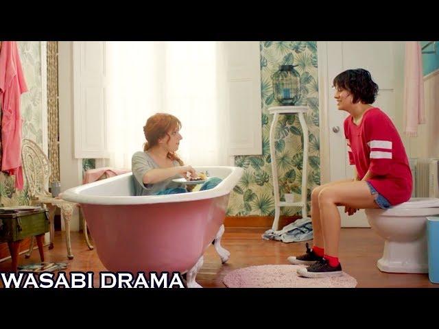【哇薩比抓馬】公主病女子被男友拋棄,在浴缸尋獲戀愛真諦,寫作出書一舉成名《失戀自救》Wasabi Drama
