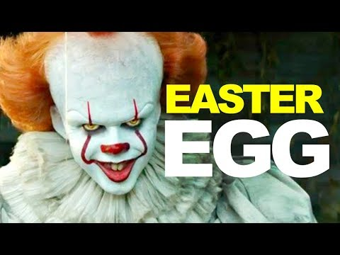 NEW: IT (2017) Pennywise Easter Egg -  I CAN'T BELIEVE EVERYONE MISSED THIS!!!      in IW Zombies