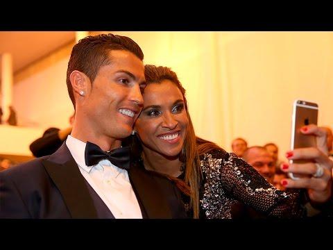 Cristiano Ronaldo Creates Selfie App For Fans