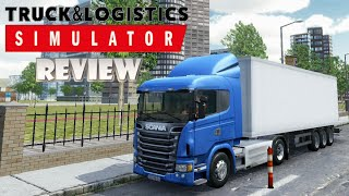 Truck & Logistics Simulator (Switch) Review (Video Game Video Review)