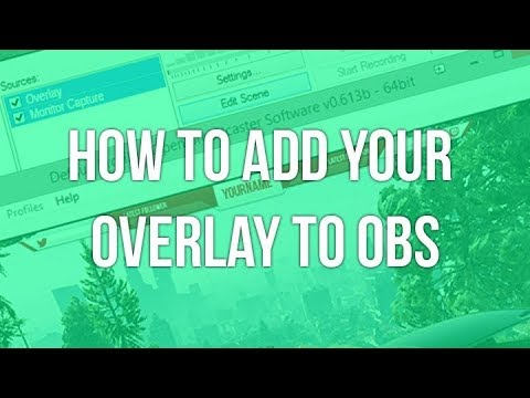 Streamlabs OBS- How to Add Game, Webcam, Overlay, Text Sources [Fastestway]