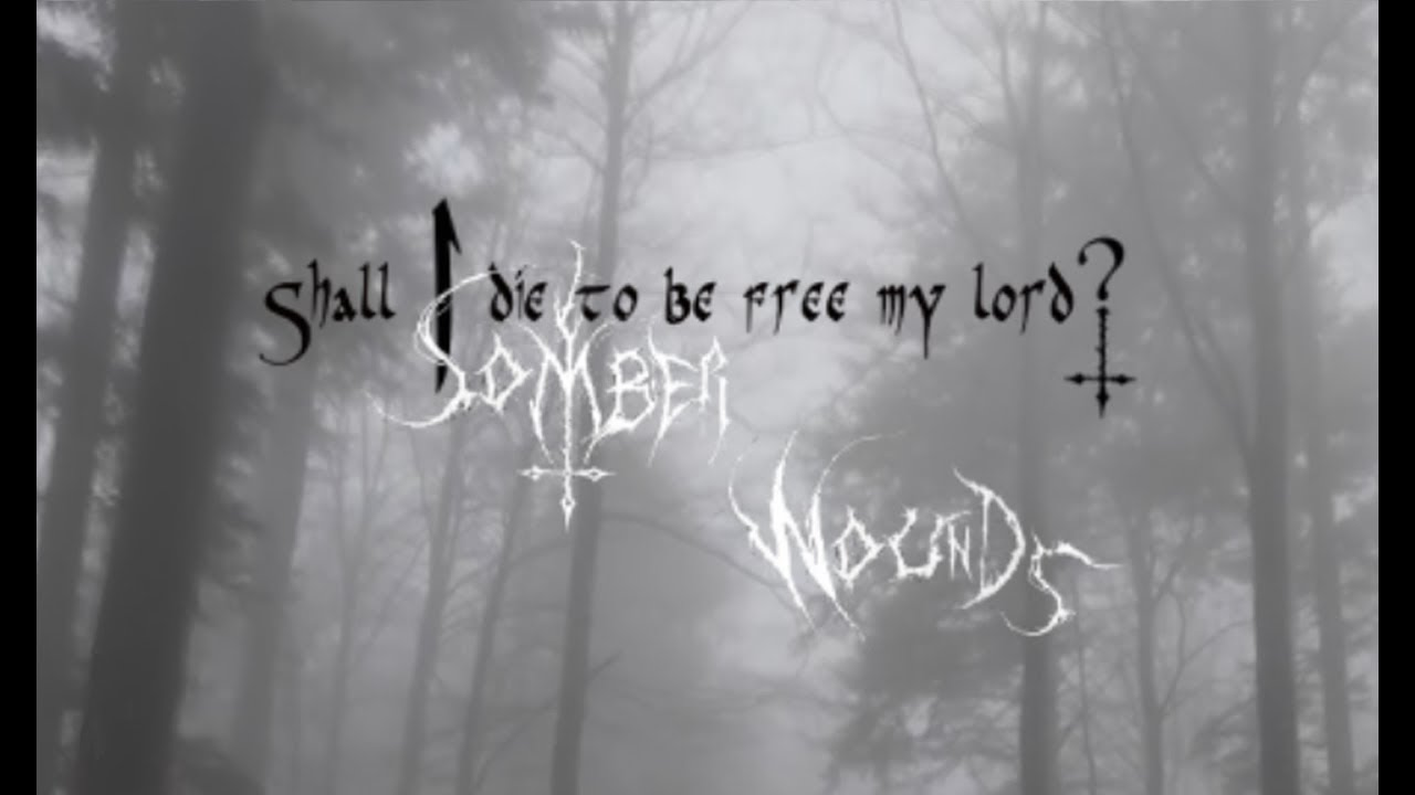 Somber Wounds-Shall I die to be free  my lord?