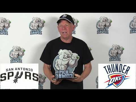 Oklahoma City Thunder vs San Antonio Spurs 2/11/20 Free NBA Pick and Prediction NBA Betting Tips