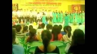 """NORSU-College of Education Chorale """"Ang Dalaga sa Bukid"""".mp4"""