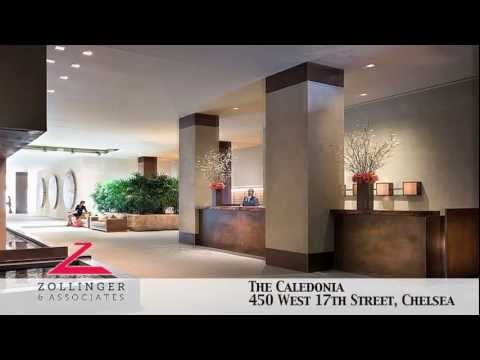 The Caledonia, 450 West 17th Street, West Chelsea: Building Video