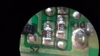 Ремонт зарядного пристрою на телефон! Проблеми з USB!