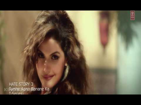 Tumhe Apna Banane Ka Junoon Sir Pe Hai FULL VIDEO Song Hate Story 3