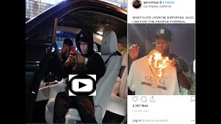 "(WOW!!!!) GERVONTA DAVIS"" IM NOT FLOYD I am Boycotting GUCCI DO IT FOR ME PEOPLE😱"