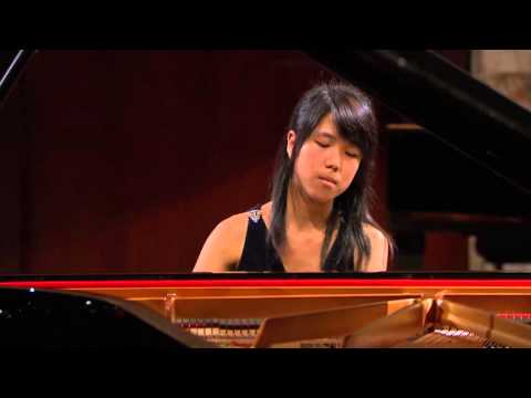 Kate Liu – Etude in A minor Op. 10 No. 2 (first stage)