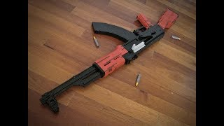 Lego AK-47 (Short Blowback RBG)