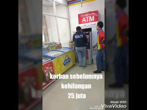 Hipnotis,Korban penipuan transfer uang di Karawang
