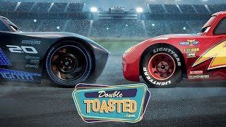 CARS 3 MOVIE REVIEW – Double Toasted Review
