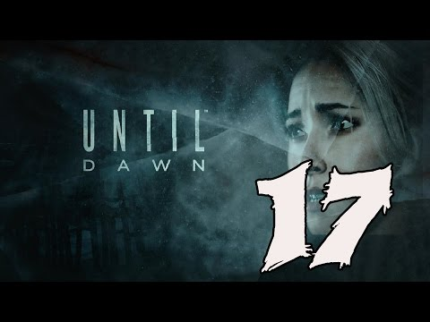 Until Dawn - Gameplay Walkthrough Part 17: The Wendigo