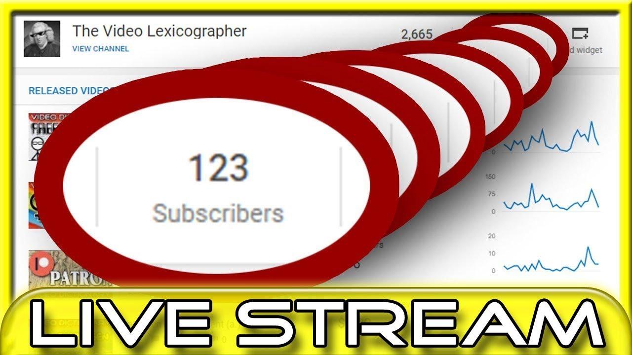 100 5 Livestream