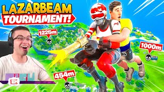 Nick Eh 30 reącts to LazarBeam's YEET Tournament!