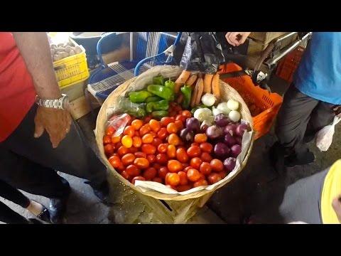 Small margins in El Salvador's markets