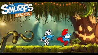 Smurfs Epic Run / Smurfs Cartoon Full Episodes GamePlay Trailer