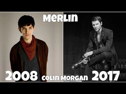 Merlin Then And Now